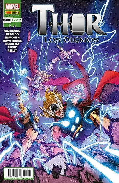 Marvel 80º Aniversario. Thor: Los dignos