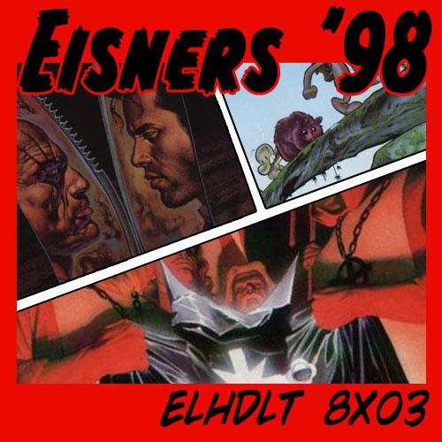 Premios Eisner 1998