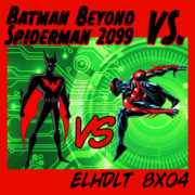 Batman Beyond vs. Spiderman 2099