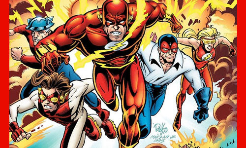 Wally West, nuestro Flash (primera parte)