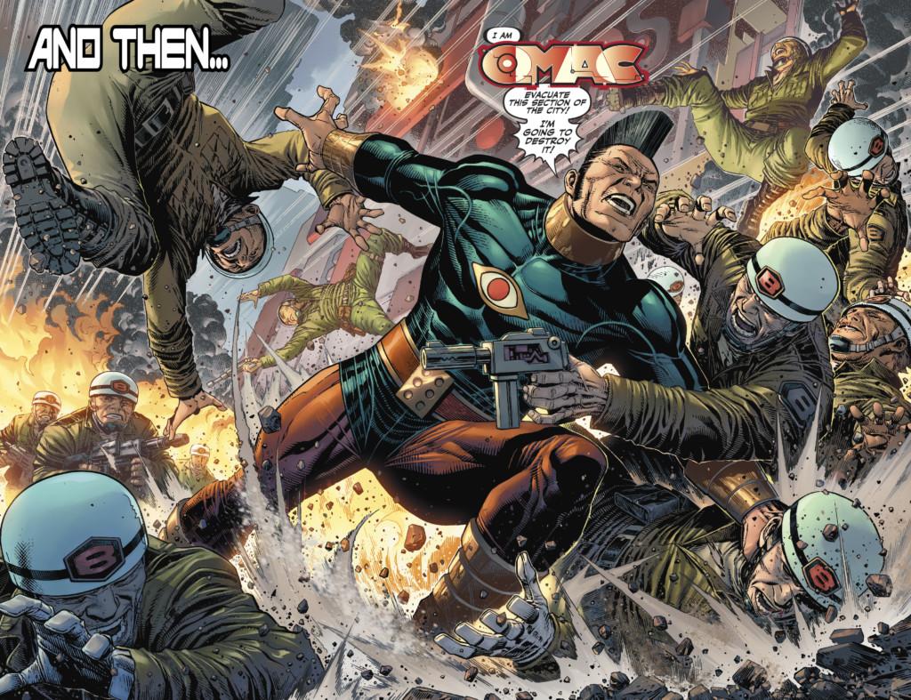 Legión de Superhéroes millenium 02