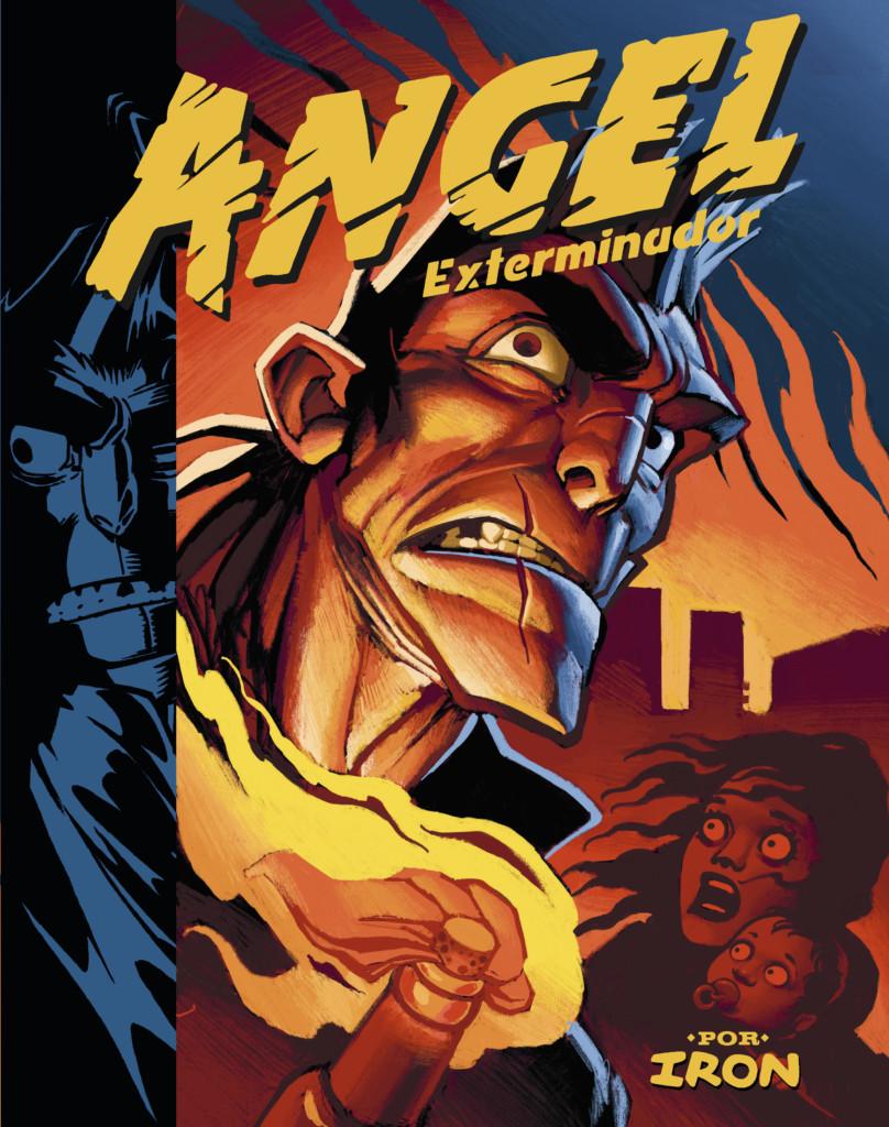 Novedades La Cúpula septiembre 2020 ángel exterminador
