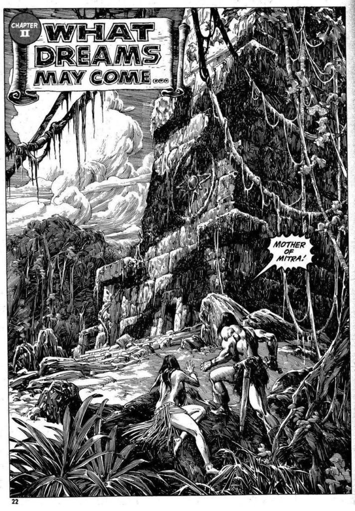 Biblioteca Conan: La Espada Salvaje de Conan 1 y 2