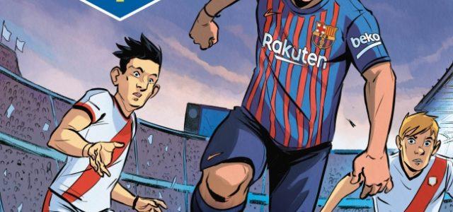 F.C. Barcelona 1: La Masía, la escuela de los sueños