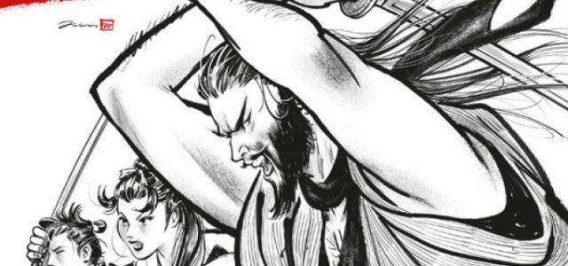 Chanbara: El rayo y el trueno.