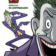 ECC publica una edición conmemorativa del 80 aniversario del Joker