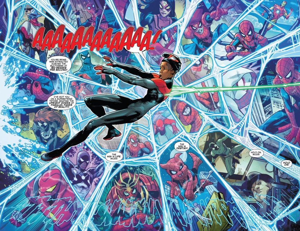 Universo Spiderman Spider cero pg1