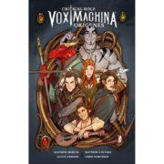 Critical Role: Vox Machina Orígenes