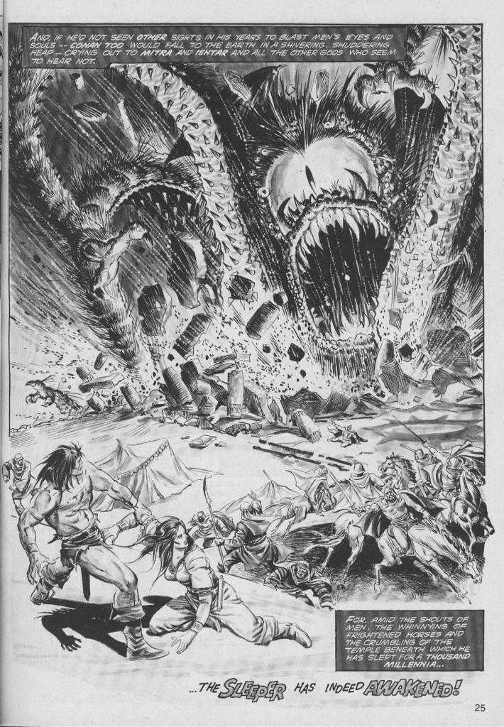 Biblioteca Conan. La Espada Salvaje de Conan 3
