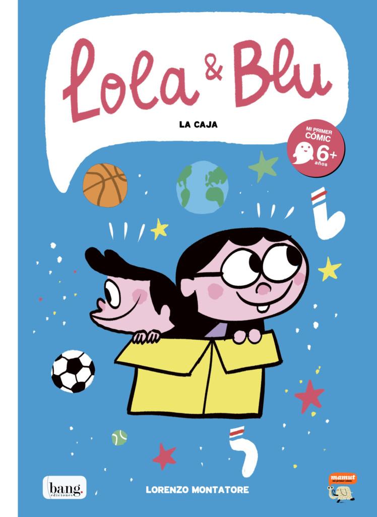 Novedades Bang septiembre-octubre 2020 - Lola & Blu