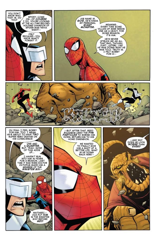 spiderman últimas noticias pg3