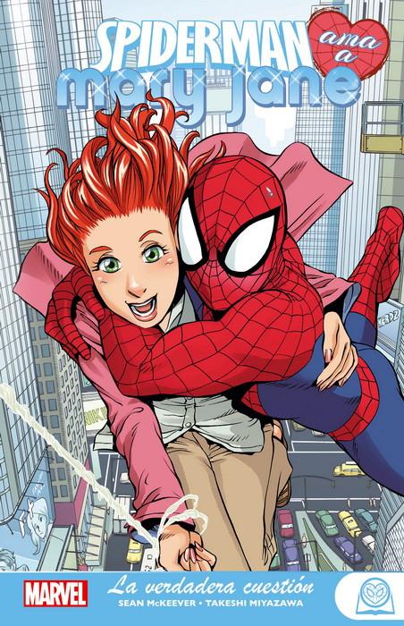 spiderman ama a mary jane 1