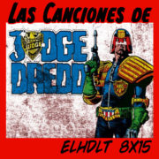 Las canciones de El juez Dredd: Heavy Metal