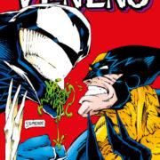 100% Marvel HC. Veneno: El Hambre y Fauces y Garras