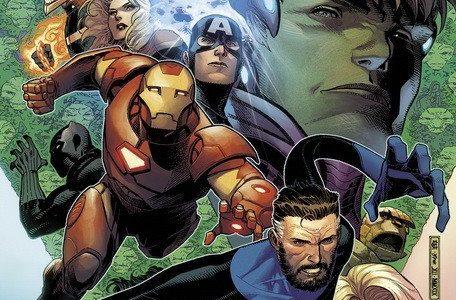 Los Vengadores/Los 4 Fantásticos: Imperio