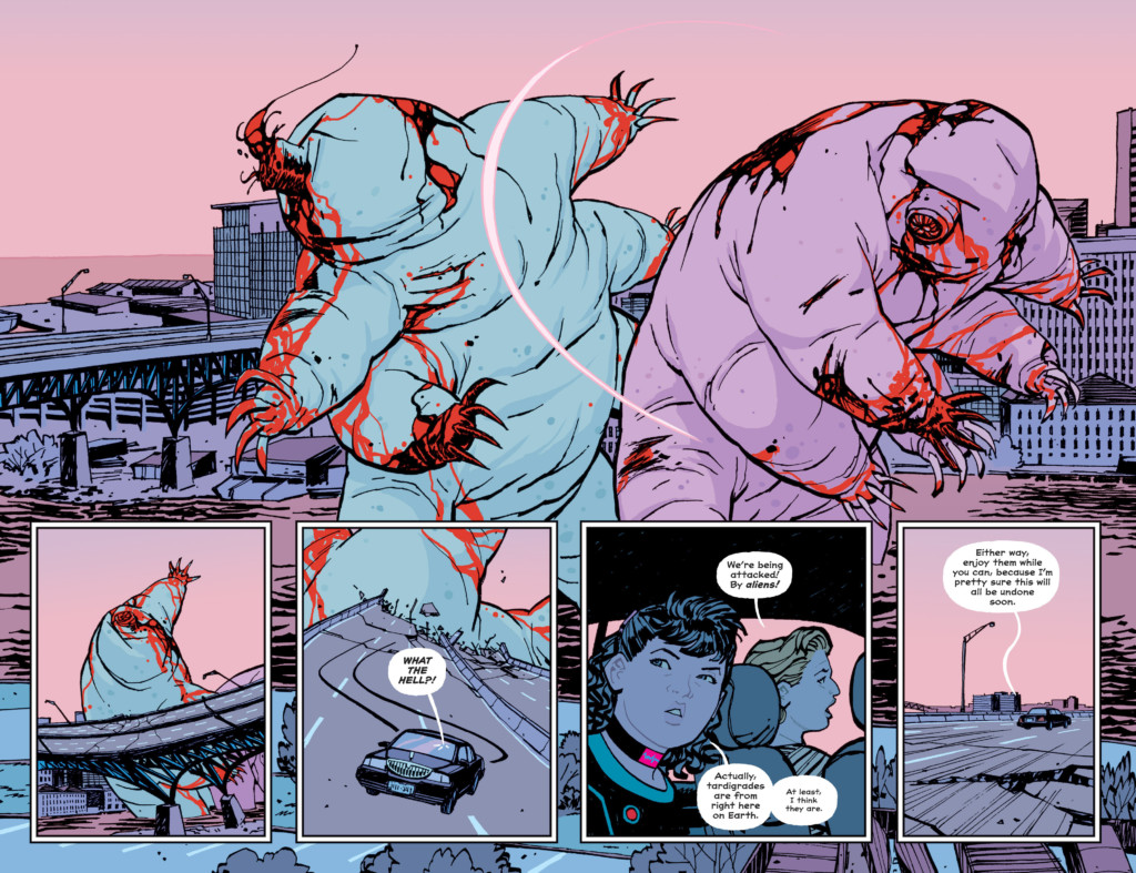 Paper Girls integral 1