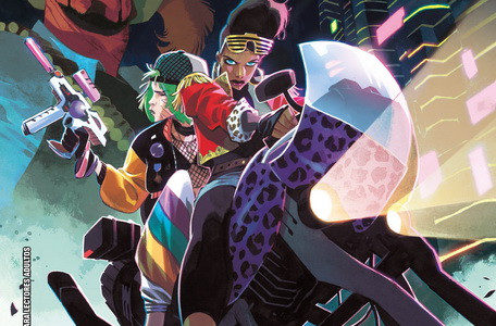 Space Bandits, de Mark Millar y Matteo Scalera