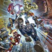 Los Vengadores – Gamerverse: Prólogo