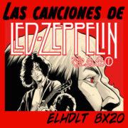 Las canciones de Led-Zeppelin