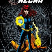 Marvel Fanfare: Viuda Negra, de Ralph Macchio y George Pérez