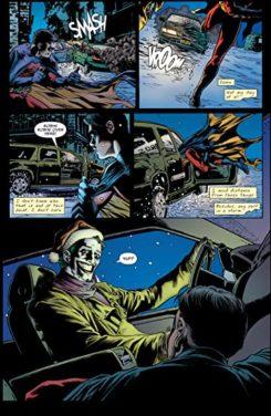 joker on the road