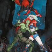 Harley Quinn y Hiedra Venenosa