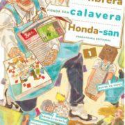 La librera calavera Honda-san 1 (de 4)