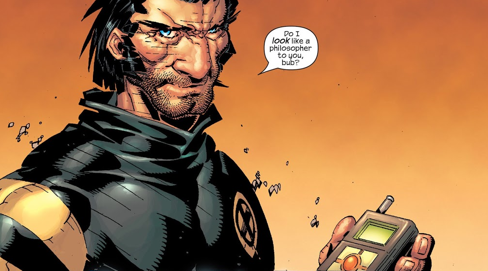 New X-Men Bachalo