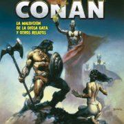 Biblioteca Conan. La espada Salvaje de Conan 4
