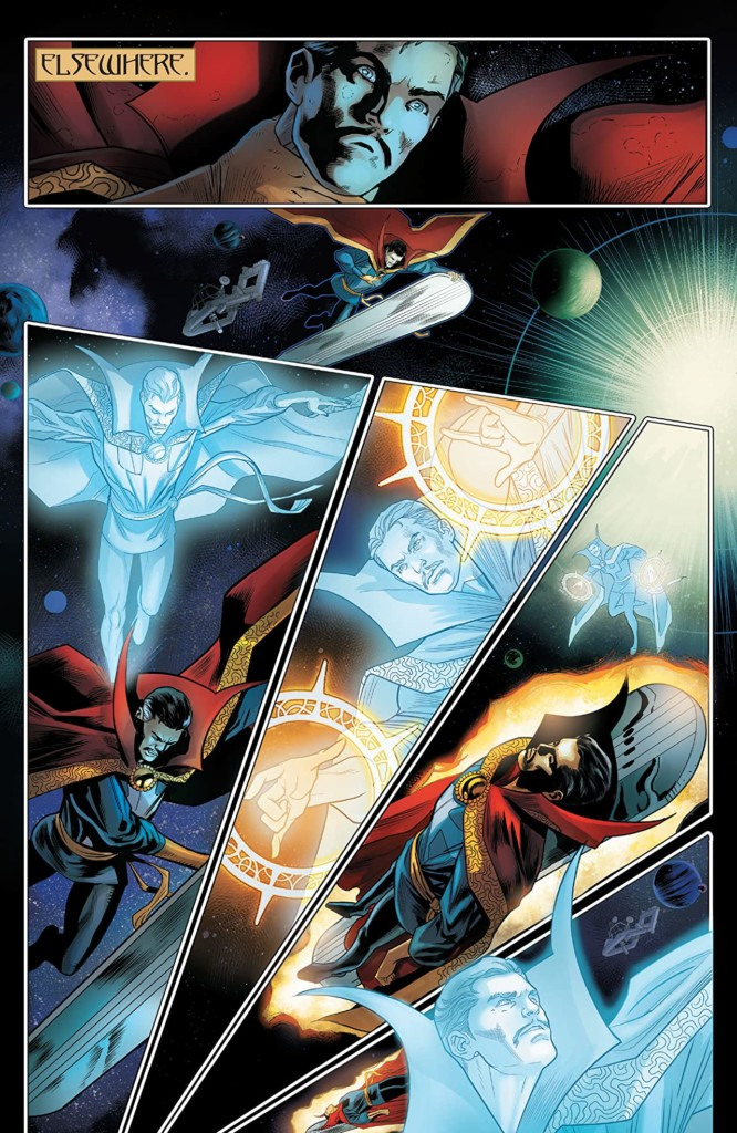 Vengadores / Defensores: Tarot