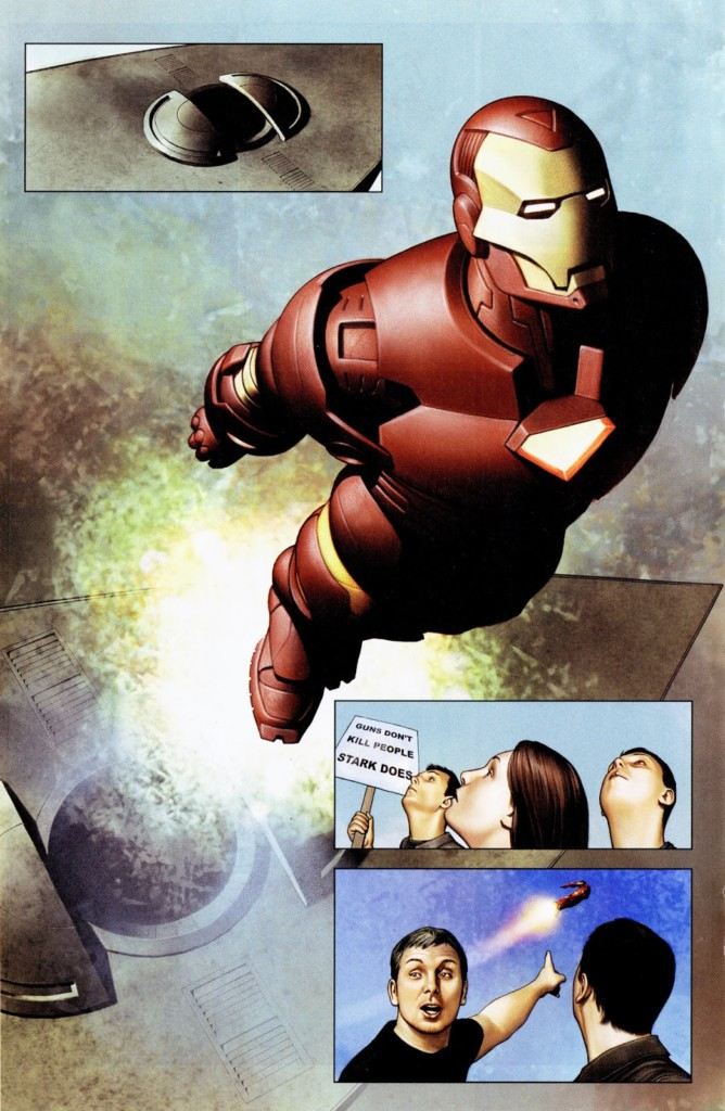 iron man extremis pg1