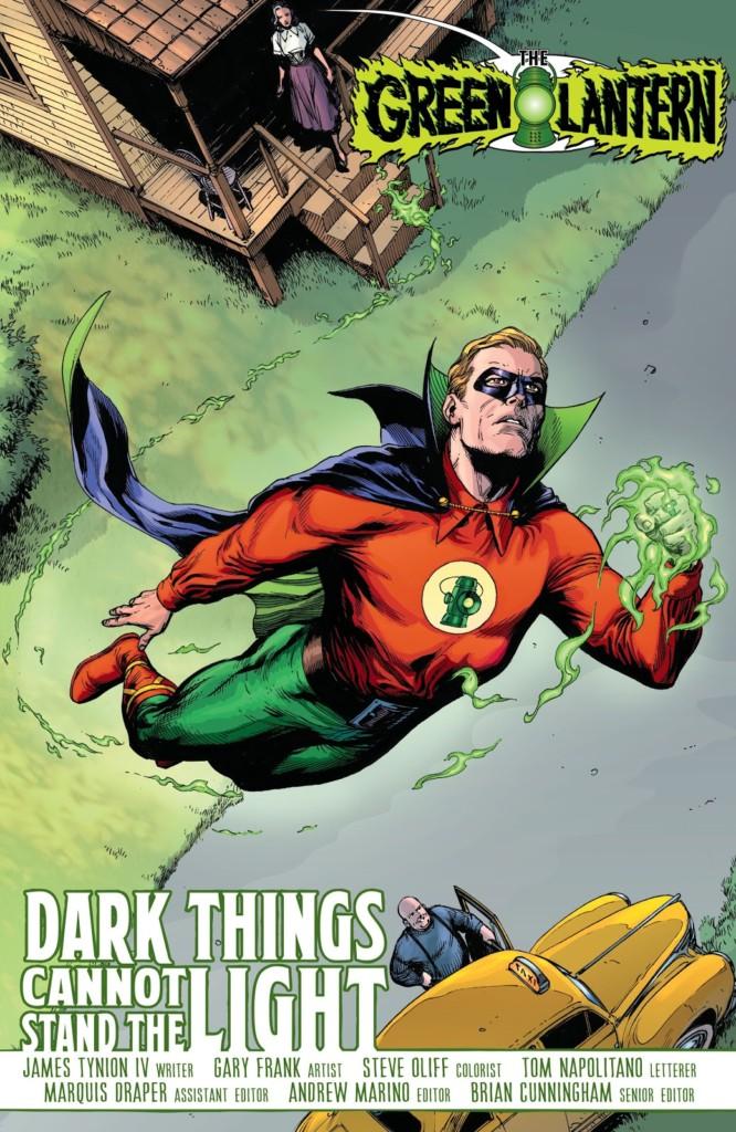 Green Lantern. Especial 80 aniversario