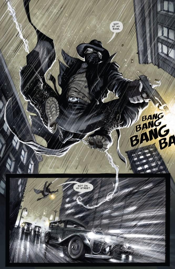 spiderman noir crepúsculo en babilonia pg1