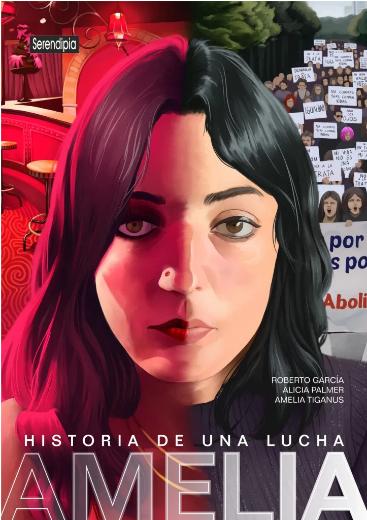 Amelia Historia de una lucha - Serendipia Editorial