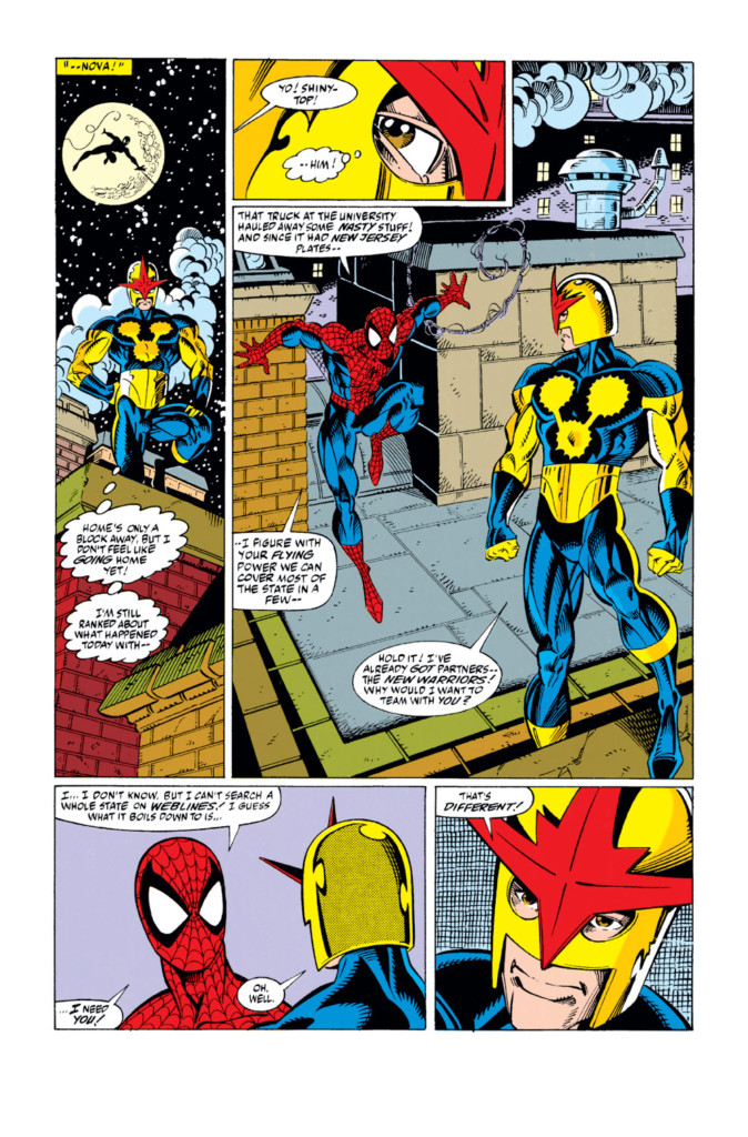 El Asombroso Spiderman El nacimiento de Matanza pg1