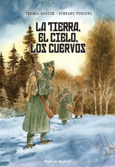 LA TIERRA, EL CIELO, LOS CUERVOS Nuevo Nueve