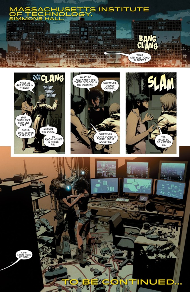 Marvel Now Deluxe Invencible Iron Man 1 PG3