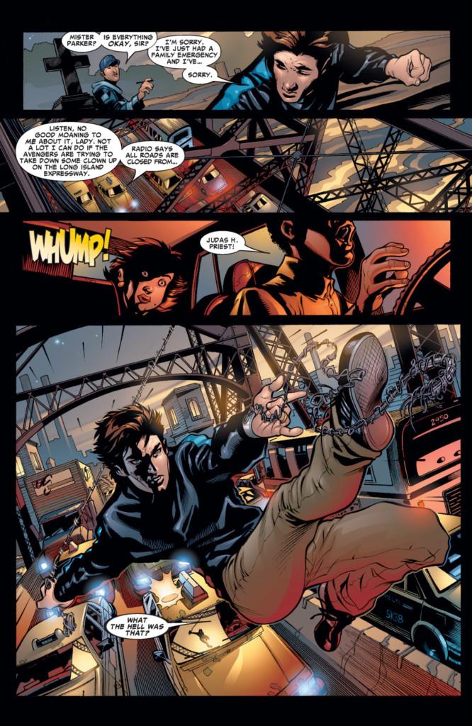 Spiderman Entre los muertos pg