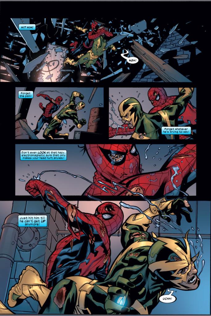 Spiderman Entre los muertos pg2
