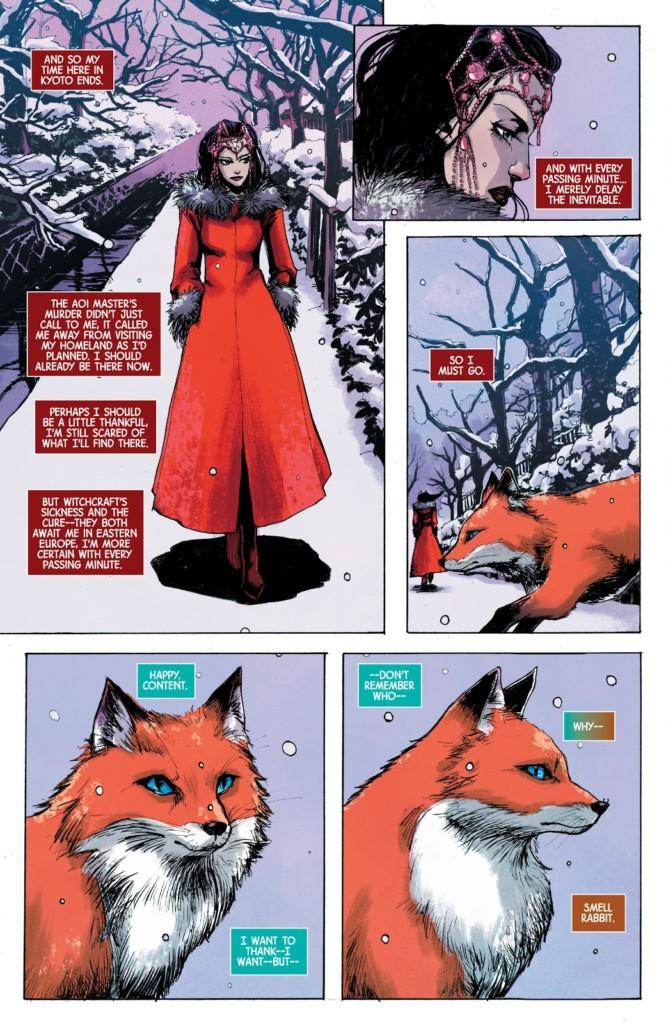 Marvel Omnibus La Bruja Escarlata pg3