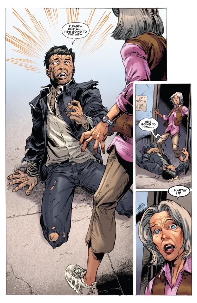 Spiderman 32 restos mortales post mortem pg2