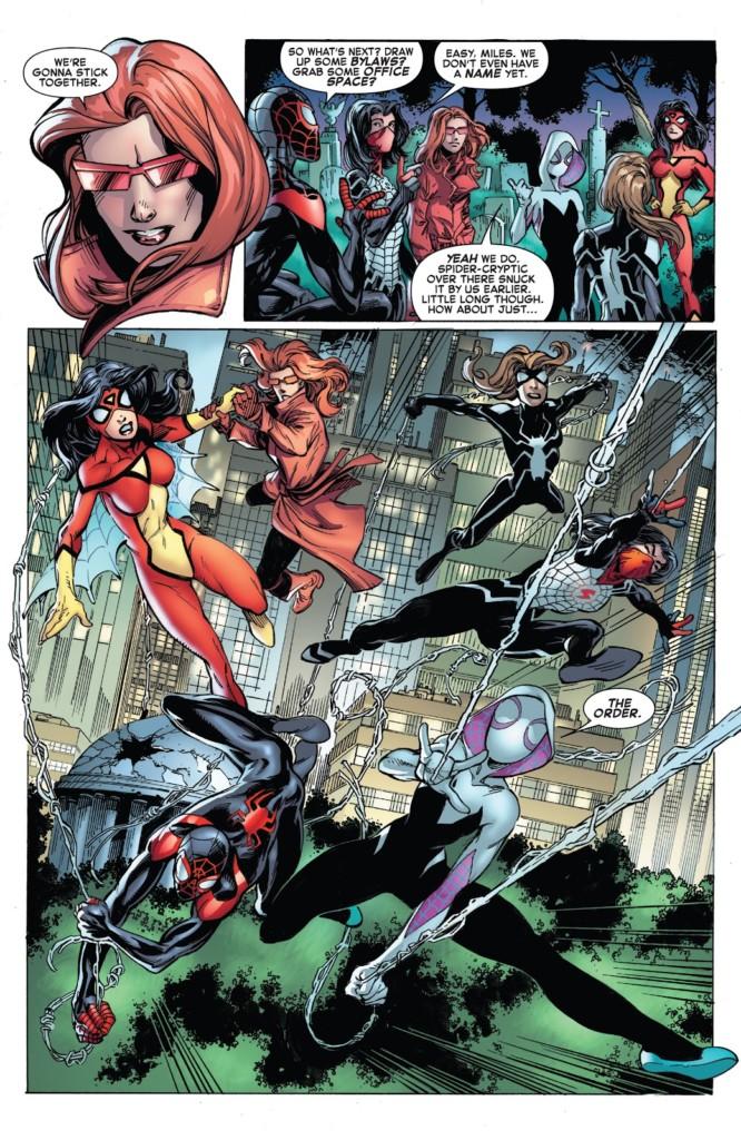 Spiderman 32 restos mortales post mortem pg3