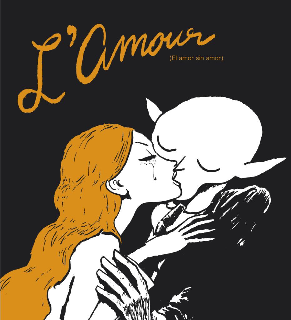 Novedades Fulgencio Pimentel julio 2021 - L'amour (El amor sin amor)
