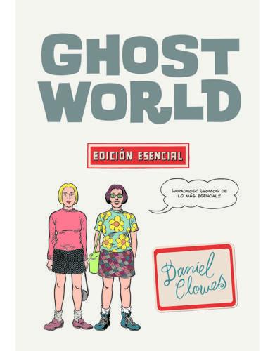 Novedades La Cúpula julio-agosto 2021 - Ghost World