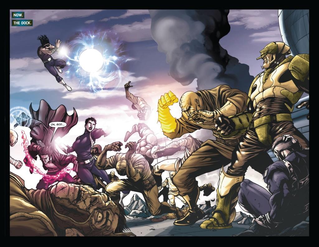 guerreros secretos nick furia pg3
