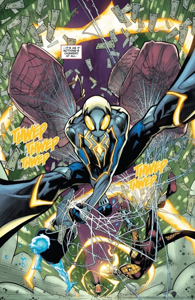 El Asombroso Spiderman 33 espacio negativo pg3