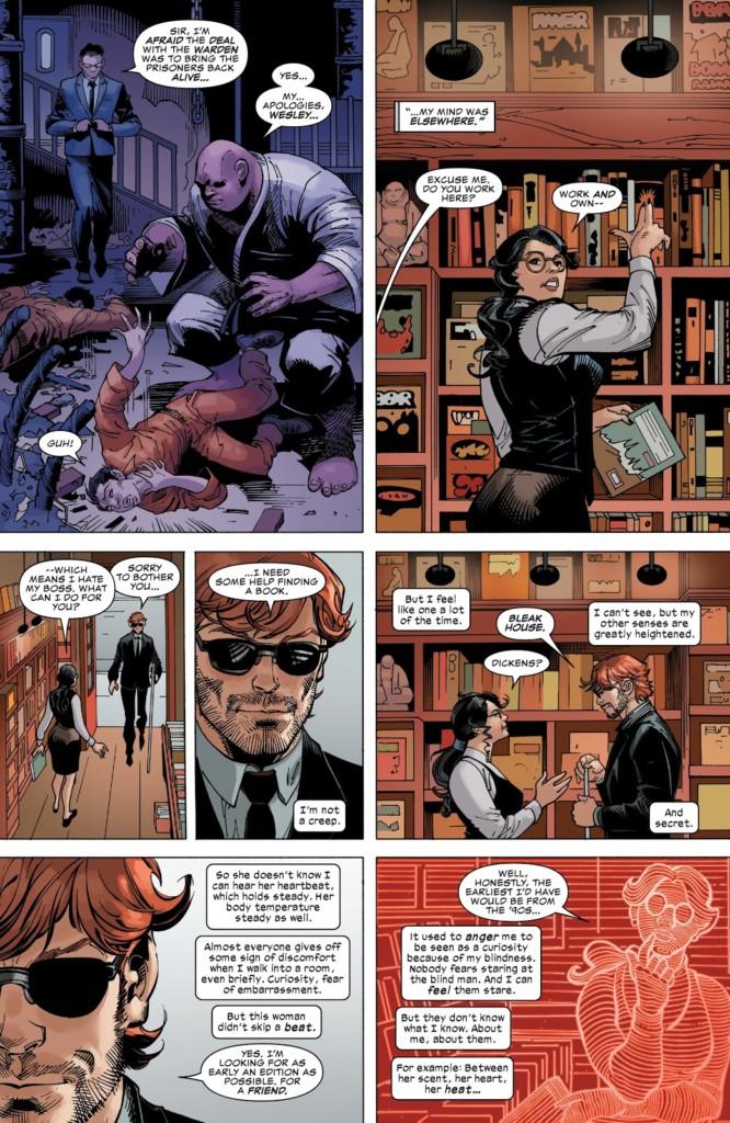 Daredevil 2 no hay diablos solo dios pg1