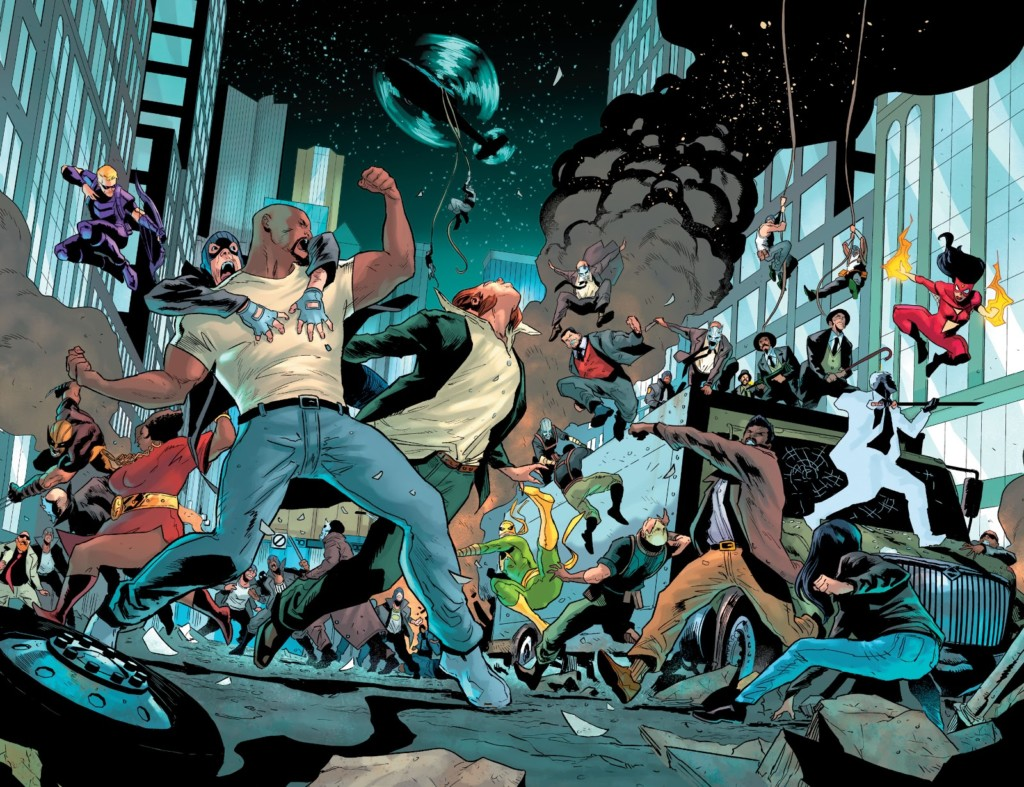 El Asombroso Spiderman El rescate del rey pg3
