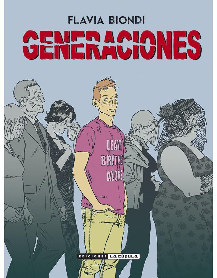 Novedades La Cúpula septiembre 2021 - Generaciones