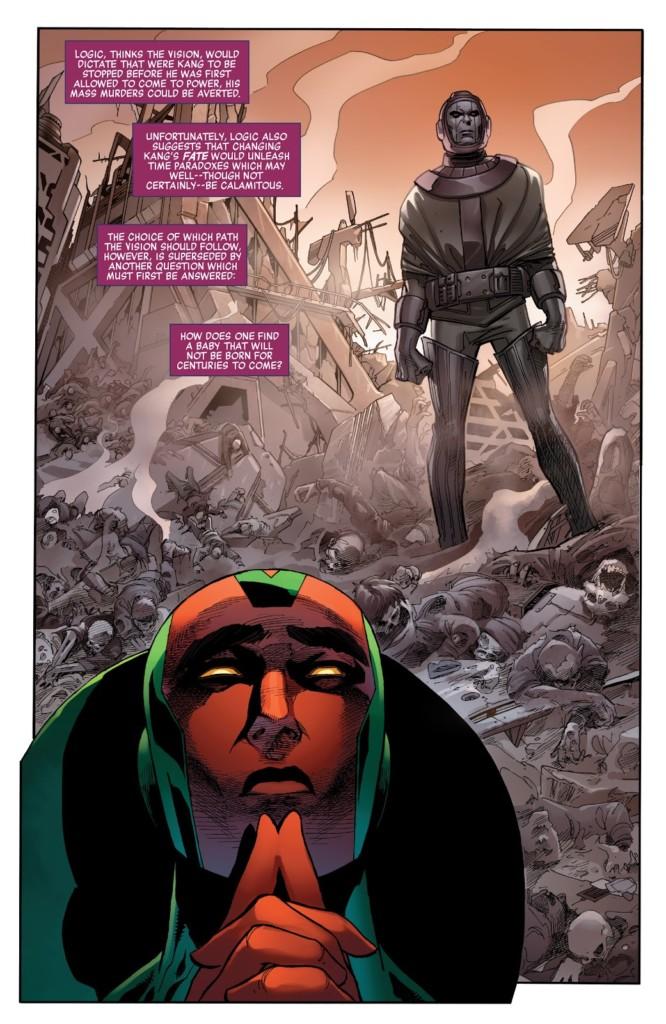 Marvel Now Deluxe Los Vengadores de Mark Waid 2 pg2